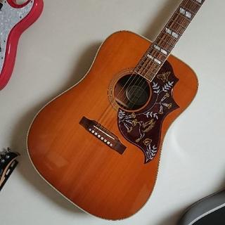 ギブソン(Gibson)の5000円値下げ 美品Gibson hummingbird(アコースティックギター)