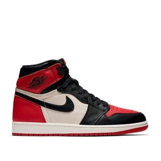 ナイキ(NIKE)の27cm Nike Air Jordan1 Bred toe High OG (スニーカー)