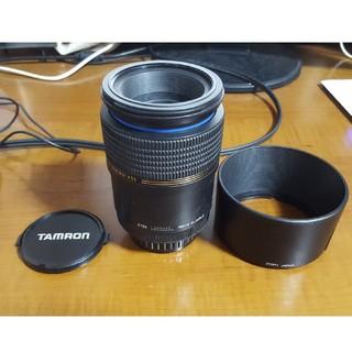 タムロン(TAMRON)のTAMRON 90mm 1:2.8 MACRO 272E ジャンク(レンズ(単焦点))