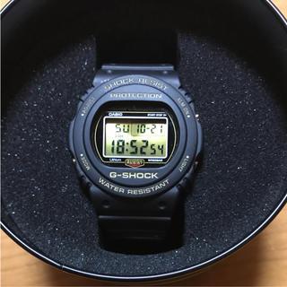 ジーショック(G-SHOCK)のG-SHOCK  35th  DW-5735D-1 BJR(腕時計(デジタル))