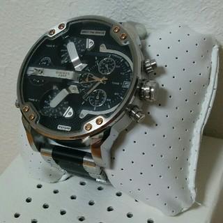 ディーゼル(DIESEL)の【超稀少入荷‼傑作品】  ディーゼル 腕時計 ミスターダディ DZ4489(腕時計(アナログ))