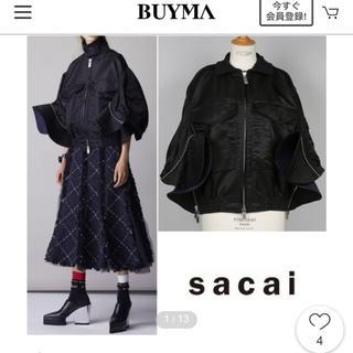 サカイ(sacai)のサカイsacai  MA-1タイプ ボンバージャケット(ブルゾン)
