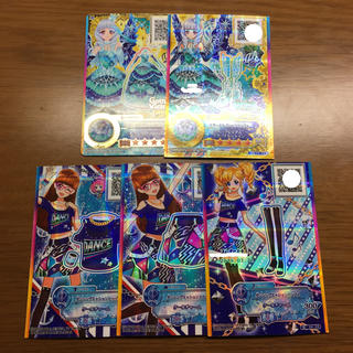 アイカツスターズ(アイカツスターズ!)のアイカツ!カード(カード)
