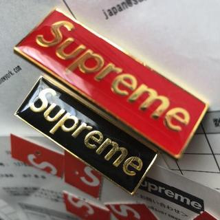Supreme - 即日発送 supreme pins ピンバッチ ピンバッジ