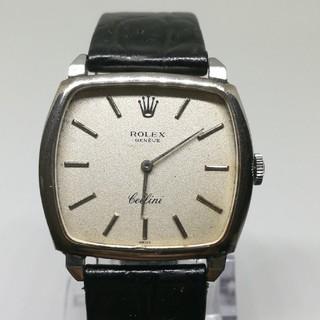 ロレックス(ROLEX)のロレックスチェリニー紳士用(腕時計(アナログ))