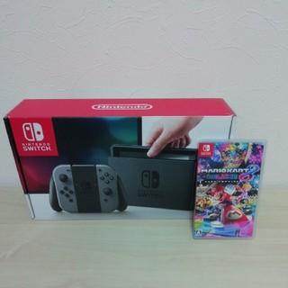 ニンテンドースイッチ(Nintendo Switch)のニンテンドーSwitch マリオカート8dx セット(家庭用ゲーム本体)