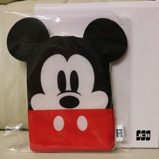 ディズニー(Disney)の【新品】ミッキー マイクロファイバーミトン(日用品/生活雑貨)