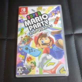 ニンテンドースイッチ(Nintendo Switch)の任天堂 [Switch] スーパー マリオパーティ(家庭用ゲームソフト)