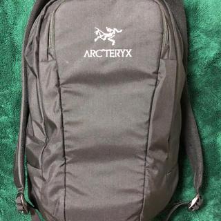 アークテリクス(ARC'TERYX)のARC'TERYX リュックサック CAMBIE 黒(バッグパック/リュック)