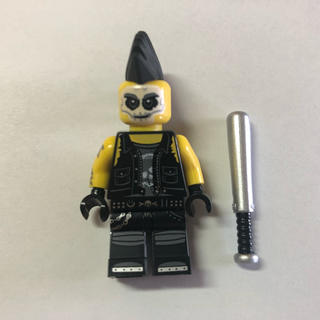 Lego - レゴ ミニフィグ モヒカン