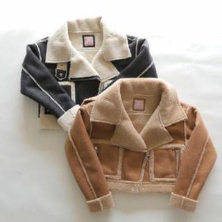 シールームリン(SeaRoomlynn)のjuemi  mouton jacket(ムートンコート)