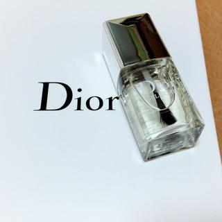 ディオール(Dior)のディオール♡ジェルトップコート エナメル ネイル Dior(ネイルトップコート/ベースコート)