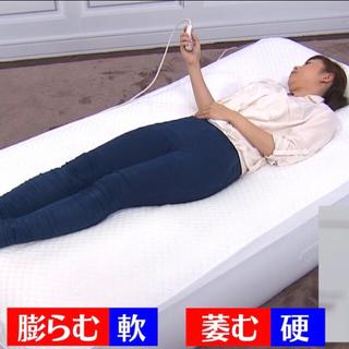 ジャパネットラグジュアリーベット(取扱説明書あり)(簡易ベッド/折りたたみベッド)