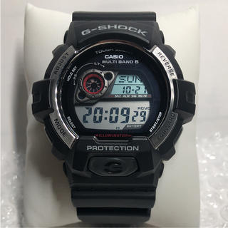 ジーショック(G-SHOCK)の美品★G-SHOCK GW-8900-1JFマルチバンド6(腕時計(デジタル))
