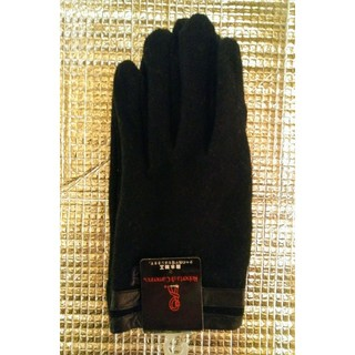 ロベルタディカメリーノ(ROBERTA DI CAMERINO)のRoberta  di  Camerino  ロベルタ 手袋 未使用 撥水加工(手袋)