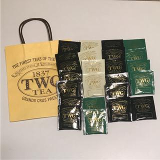 高級紅茶 TWG 6銘柄 24袋 ティーパック(茶)