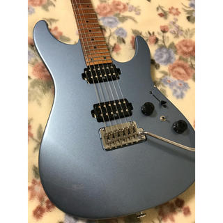 アイバニーズ(Ibanez)のIbanez AZ2402 Ice Blue Metalic 打痕アリ最終値下げ(エレキギター)