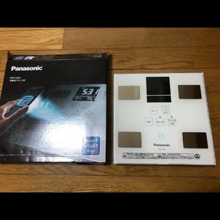 パナソニック(Panasonic)のパナソニック 体組成計(体重計)