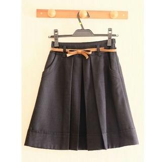 エフデ(ef-de)のエフデ(efーde) の膝丈スカート(ひざ丈スカート)