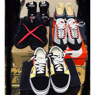ナイキ(NIKE)のairmax 1/97  Nike vans まとめて出品(スニーカー)