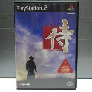 プレイステーション2(PlayStation2)のPS2 侍(家庭用ゲームソフト)