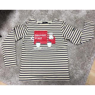 キューン(CUNE)の✨CUNE✨✨ ボーダーロングシャツ(Tシャツ/カットソー(七分/長袖))