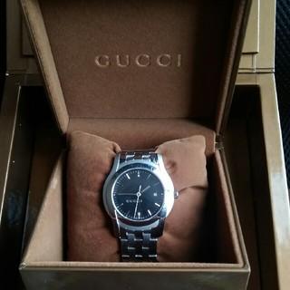 グッチ(Gucci)のグッチ腕時計メンズ5500XL(腕時計(アナログ))