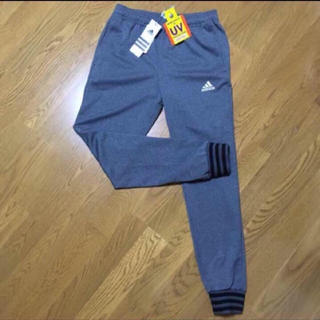 アディダス(adidas)の正規品 吸汗速乾 UV ジャージーパンツ(その他)