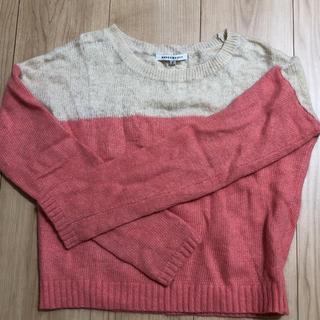 マーキュリーデュオ(MERCURYDUO)のセーター(ニット/セーター)