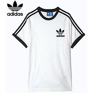 adidas - アメリカ輸入 新品未使用adidas カリフォルニア Tシャツ ホワイト M