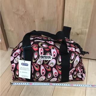 アウトドアプロダクツ(OUTDOOR PRODUCTS)のアウトドアプロダクツ ボストンバッグ 新品未使用 タグ付きセーター3つ入る大きさ(ボストンバッグ)