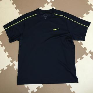 ナイキ(NIKE)のNIKE DRY-FIT半袖L(Tシャツ/カットソー(半袖/袖なし))