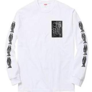 シュプリーム(Supreme)のSupreme 14AW × H.R.Giger Birth Machine (Tシャツ/カットソー(七分/長袖))