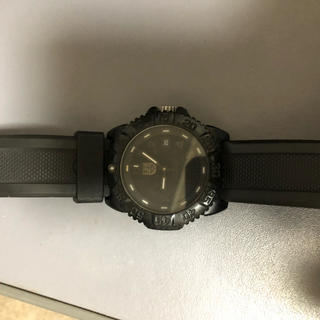 ルミノックス(Luminox)のルミノックスブラック(腕時計(デジタル))