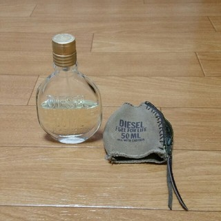 ディーゼル(DIESEL)の値下げしました。DIESEL オードトワレ50ml(香水(男性用))