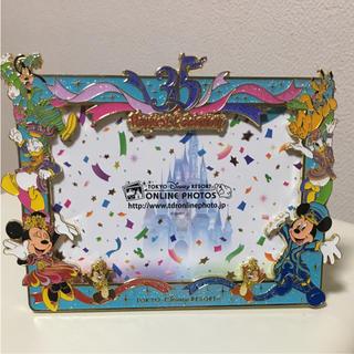 Disney - ディズニー35周年フォトフレーム