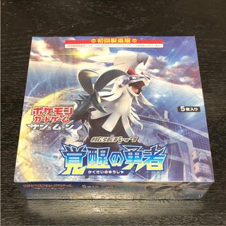 ポケモンカードゲーム サン&ムーン 覚醒の勇者 初回製造版 1BOX