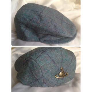 ヴィヴィアンウエストウッド(Vivienne Westwood)のwool ハンチング帽(ハンチング/ベレー帽)