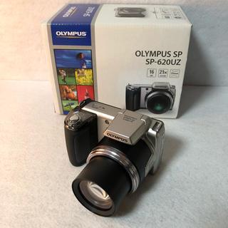 オリンパス(OLYMPUS)の【付属品完備】OLYMPUS デジタルカメラ SP-620UZ(コンパクトデジタルカメラ)