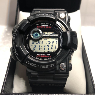 ジーショック(G-SHOCK)のG-SHOCK GF-1000 フロッグマン(腕時計(デジタル))