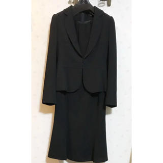 ベルメゾン(ベルメゾン)のブラックフォーマル 3点セット 9号(礼服/喪服)