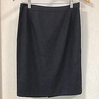 アオキ(AOKI)のAOKI☆スカートスーツ☆スカートのみ L(ひざ丈スカート)