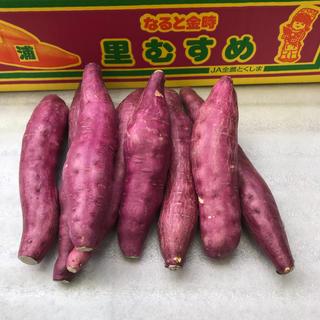 ☆里むすめ☆  徳島産 さつまいも 鳴門金時 約700g(野菜)