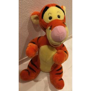 ディズニー(Disney)のティガー ぬいぐるみ 40cm 日本未発売(ぬいぐるみ)