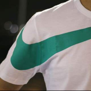 ナイキ(NIKE)のアトモス限定 NIKE tee(Tシャツ/カットソー(半袖/袖なし))