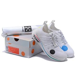 NIKE - NIKE off-white sneaker