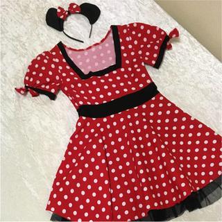 Disney - ミニー コスチューム ハロウィン 衣装 コスプレ