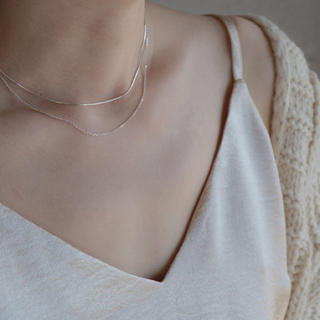 BEAUTY&YOUTH UNITED ARROWS - Double Chain Necklace