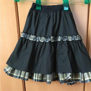 インナープレス(INNER PRESS)の女児 スカート(スカート)