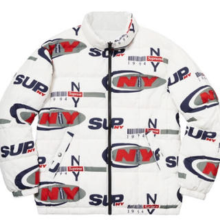 シュプリーム(Supreme)のSupreme NY Reversible Puffy Jacket (ブルゾン)